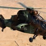 Hélicoptère de combat Tigre (Crédits: Ministère de la Défense)
