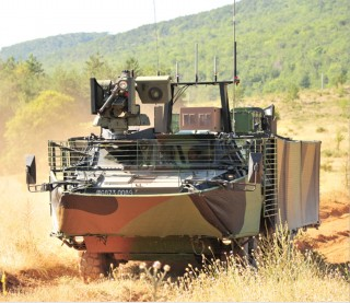 Le D6-VAB Ultima protégé contre les IED