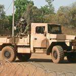 Un VLRA de l'armée malienne (crédits: G Belan)