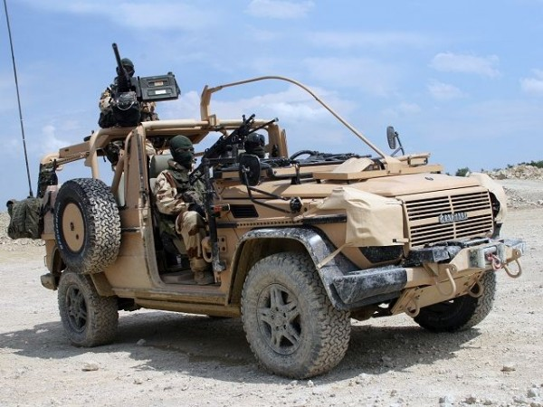 Le Véhicule Léger des Forces Spéciales viendra remplacer, entre autres, les 51 VPS acquis en 2008