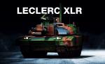 Une vue d'artiste du futur Leclerc XLR, mais avec quel tourelleau téléopéré ? (Crédit photo: Nexter Systems)