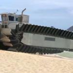 Le nouveau bidule des Marines à l'assaut des plages d'Hawaï