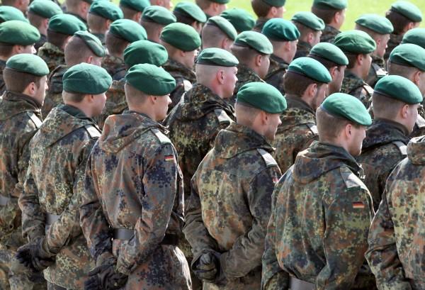 L'Allemagne tournerait-elle le dos aux objectifs financiers demandés par l'OTAN?
