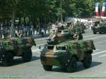 Le classique défilé du 14 juillet français envié par Donald Trump (Crédits : Army Recognition)