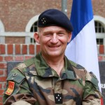 Le général Arnaud Sainte-Claire Deville, commandant des forces terrestres françaises.
