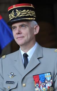 Le général Gaëtan Poncelin de Raucourt (crédit photos: Ministère des armées)