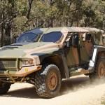 Thales livrera 1100 véhicules blindés Hawkei à l'ADF dés 2017