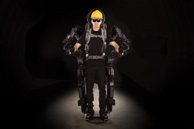 L'exosquelette Guardian XO sélectionné par l'USSOCOM (Crédit: Sactros Robotics)