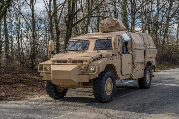 Le nouveau PLFS destiné au forces spéciales françaises (Crédit photo: RTD)