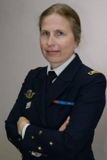 Monique Legrand-Larroche (Crédit photo: DGA)