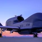 L'OTAN activera bientôt sa flotte de Global Hawk au départ de la base aérienne de , Italie (Crédit photo: Northrop Grumman)