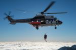 L'un des Super Puma SAR opéré par l'armée de l'Air jusqu'en 2016 (Crédit: armée de l'Air)