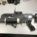 Et voici RAMBO, premier lance-grenade de 40 mm entièrement fabriqué en 3D (Crédit photo: US Army)