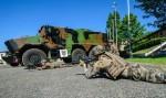 Le 1er RI, troisième unité de l'armée de Terre dotée du VBMR Griffon (Crédits: 1er RI)
