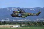 Dernier vol pour le Puma FMDRR du GAMSTAT (Crédits: P. Gillis/GAMSTAT)
