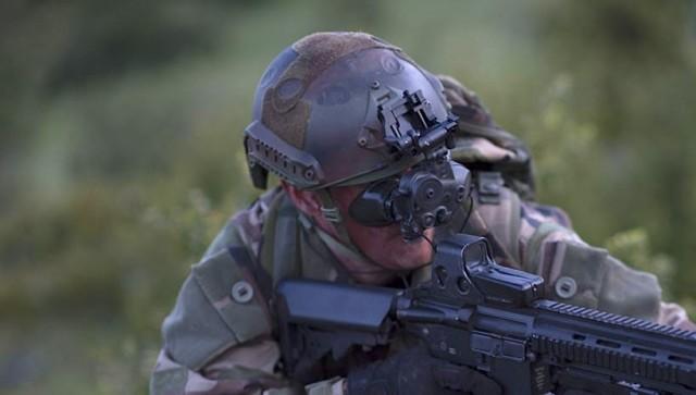 Le modèle O-NYX fourni par Thales au armées françaises (Crédit photo : Thales)