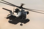Un hélicoptère de transport lourd CH-53G de l'armée de l'Air allemande (Crédit: Bundeswehr)