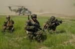 Une équipe JTAC de l'armée tchèque (Crédit: ministère de la Défense tchèque)