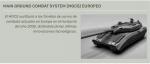 Le MGCS, successeur désigné du Leopard 2E espagnol ? (Crédit: Ejército de tierra Español)