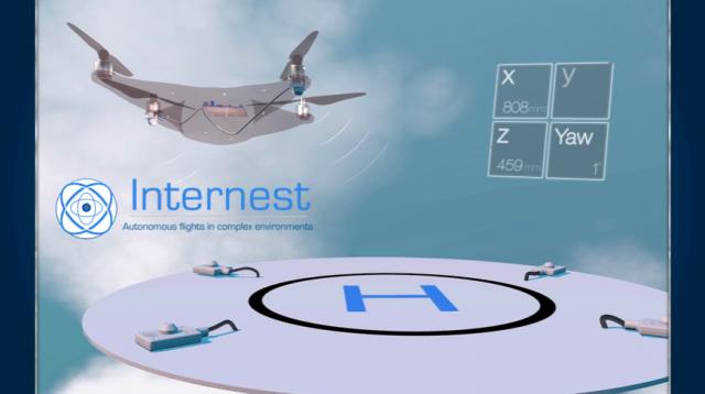 Vue d'artiste de la technologie LoLas conçue par Internest (Crédit : Internest)