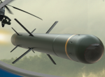 Une vue d'artiste du futur missile MAST-F (Crédit : MBDA)