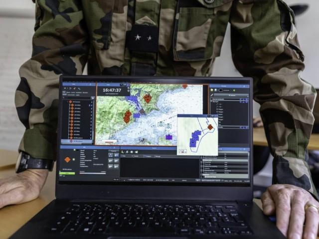 Le logiciel SWORD, élément clef du programme SOULT de l'armée de Terre (Crédits: MASA Group SA)