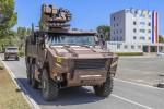Les premiers Griffon sont arrivés le 6 juillet à Fréjus (Crédits: armée de Terre/21e RIMa)
