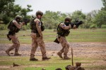Des militaires tchèques déployés dans le cadre de l'EUTM-Mali (Crédits: ministère de la Défense tchèque)