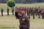 Le colonel Tom Bilo, nouveau chef de corps du SORegt belge