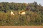 Basé sur le Spy'Ranger, le drone SMDR a entamé une phase d'essais en vol fin avril (Crédits: Thales)