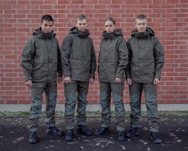 """La version """"arctique"""" du NCU, mise à l'épreuve cet hiver par les militaires suédois, norvégiens et finlandais (Crédit: NORDEFCO)"""