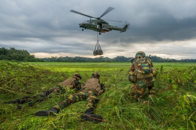 Un report de la FOC également impactant pour les unités du SO Regt et la Brigade Motorisée (Crédit : Défense belge)