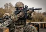 Le fusil d'assaut MK556 de Haenel, vainqueur potentiel du marché de remplacement des G36 de la Bundeswehr (Crédits : C.G. Haenel GmbH)
