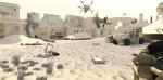 Visuel intégrant trois robots terrestres de taille différentes ainsi qu'un drone aérien opérant au sein d'une unité d'infanterie (Crédits : Safran Electronis & Defence)