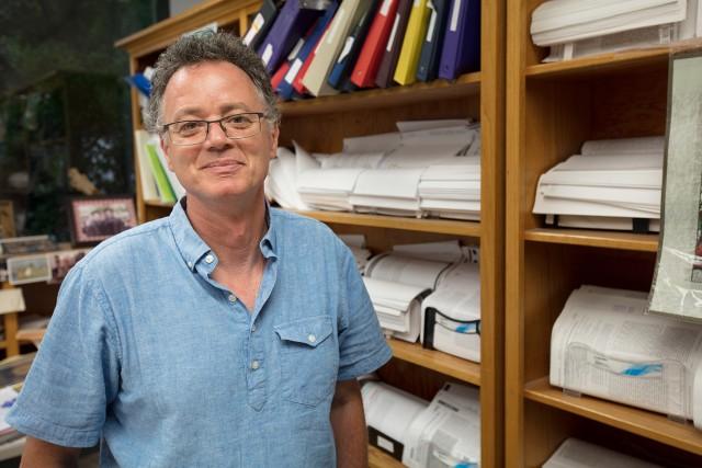 Le physicien français Laurent Bellaiche, lauréat du VBFF 2020 (Crédits: université de l'Arkansas)